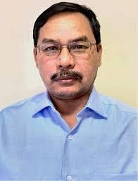 Shri Mevar Kr Jamatia Cabinet Minister of Tripura