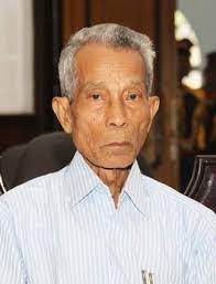 Shri N. C. Debbarma, Cabinet Minister of Tripura
