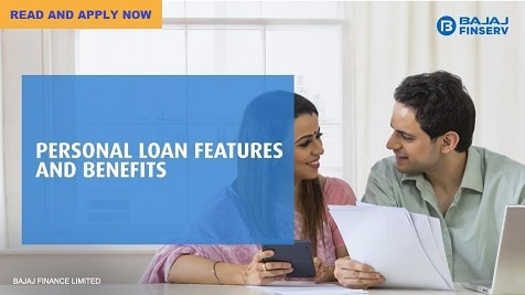 Bajaj Finserv Personal Loan Features and Benefits 1