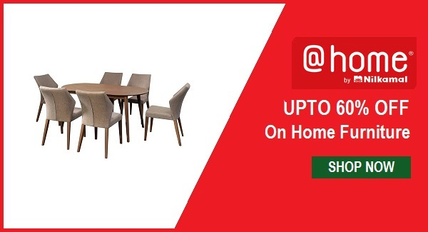 Nilkamal Coupons - Upto 60% OFF on Home Furniture, Decor