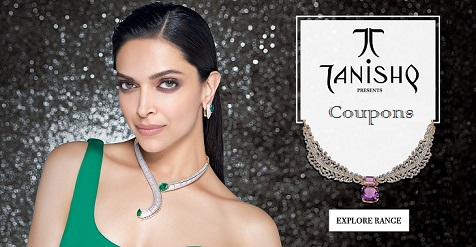 Tanishq Coupons - Save 80% on Gold & Diamond Jewelry