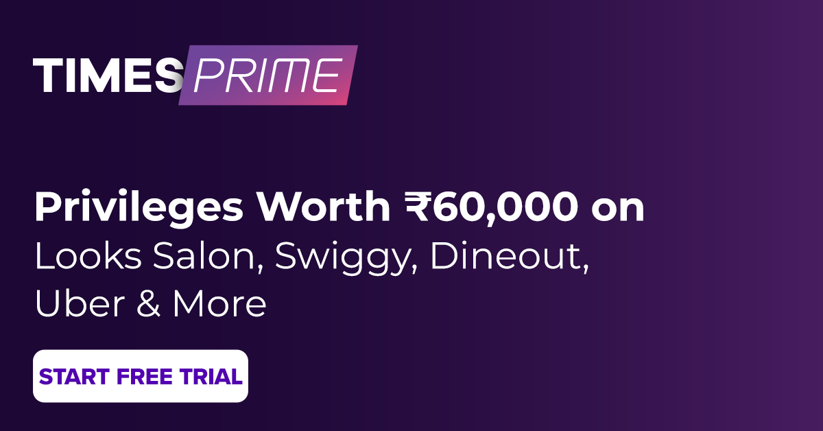 Times Prime Coupons - Subscribe & Save upto Rs.60000 now