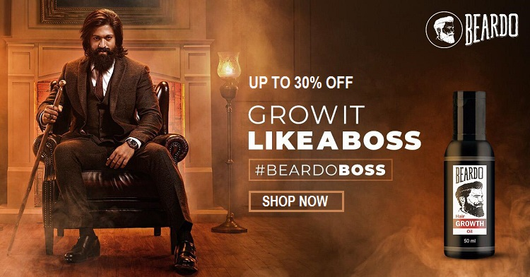 Beardo Coupons - Up to 30% OFF Beardo Coupon Code | Cbshop.in