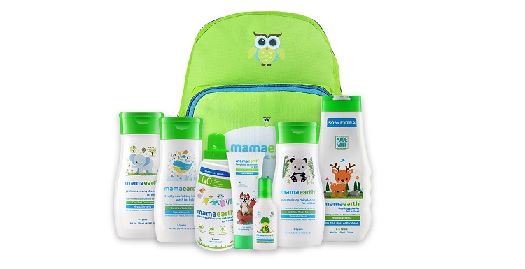 Get 43% OFF on Baby Essential Hamper Kit