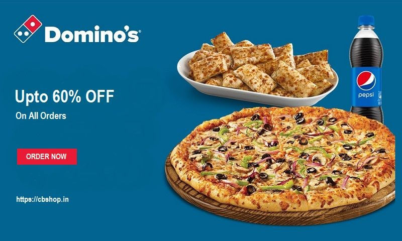 Dominos Coupons Get Up To 50 On Pizzas More Cbshop In