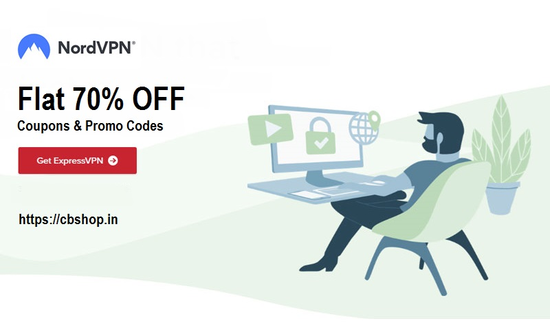 NordVPN Coupons - FLAT 70% OFF NordVPN Coupon Code