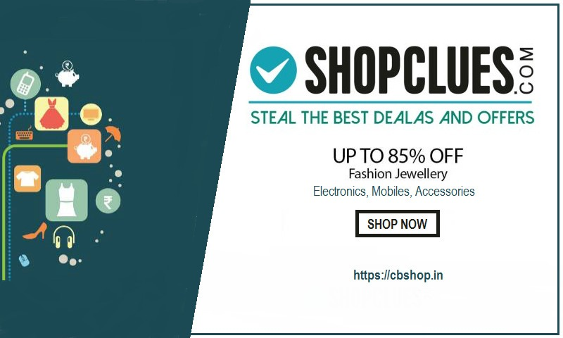Shopclues Coupons - Up to 80% OFF verified Coupon codes