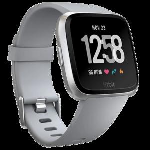 Fitbit Versa Smartwatch (Smoke Grey)