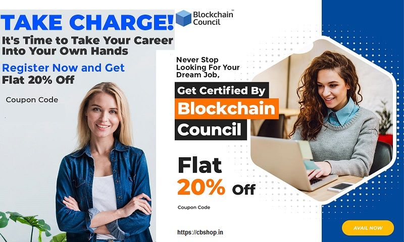 Blockchain Council Coupons - FLAT 20% OFF Coupon Code | Cbshop.in