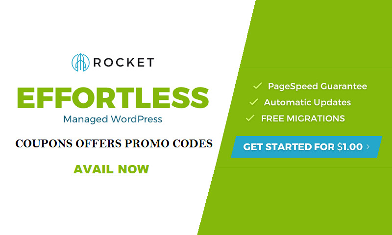 Rocket.net Coupons - Up to 80% OFF Coupon Code | Cbshop.in