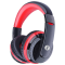 Gizmore Giz Over-Ear Active Noise Cancellation Wireless Headphone with Mic (Bluetooth 5.0, Hi-Fi Stereo Sound, MH411, Red)