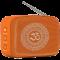 Saregama Carvaan Mini Bhakti Music Player (MR0014, Orange)